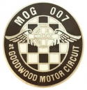 MOG 007 at Goodwood Motor Circuit